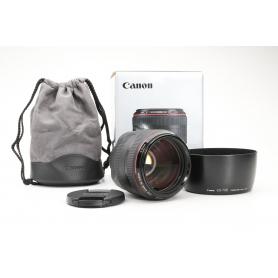 Canon EF 1,2/85 L USM II (218798)