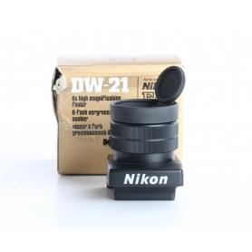 Nikon DW-21 Lichtschacht Waist Level Finder (237107)