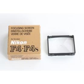 """Nikon Einstellscheibe Type """"K"""" F4 / F4s Focusing Screen (237111)"""