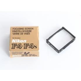 "Nikon Einstellscheibe Type ""U"" F4 / F4s Focusing Screen (237112)"