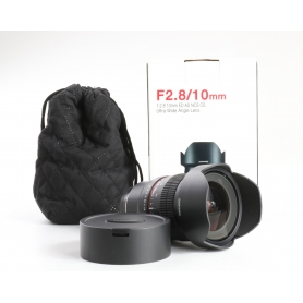 Samyang AS 2,8/10 ED NCS CS Fujifilm X-Mount (237151)