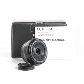 Fuji Fujinon Super EBC XF 2,8/27 R (237163)