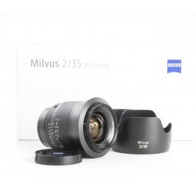 Zeiss Milvus 2,0/35 C/EF (237166)