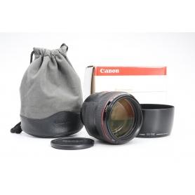 Canon EF 1,2/85 L USM II (218846)