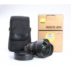Nikon AF-S 2,8/14-24 G ED (237199)