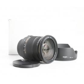 Sigma EX 2,8/17-50 DC IF HSM OS NI/AF D (237236)
