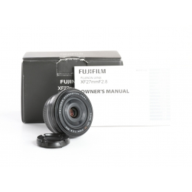 Fuji Fujinon Super EBC XF 2,8/27 R (237152)