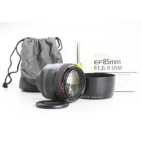Canon EF 1,2/85 L USM II (237631)