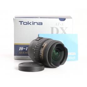 Tokina AT-X 3,5-4,5/10-17 Fisheye DX C/EF (237651)