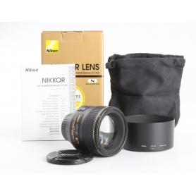 Nikon AF-S 1,4/85 G N (237200)