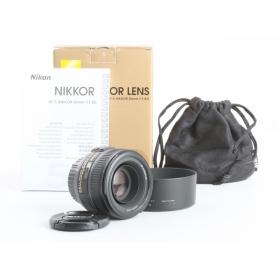 Nikon AF-S 1,8/50 G (237639)