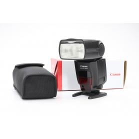 Canon Speedlite 580EX II (219025)