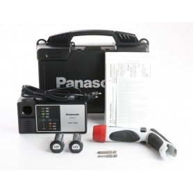 Panasonic EY 7410 LA2S Akku-Knickschrauber Winkelschrauber 3,6V 1,5Ah Li-Ion schwarz (237515)