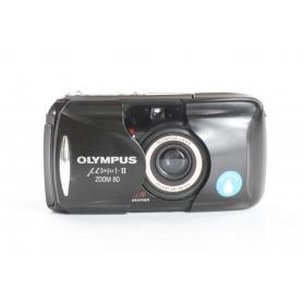 Olympus Mju II Zoom 80 Sucherkamera Kompaktkamera (237654)