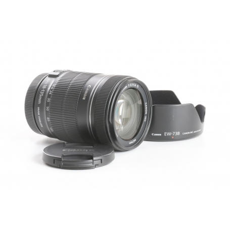 Canon EF-S 3,5-5,6/18-135 IS (237679)