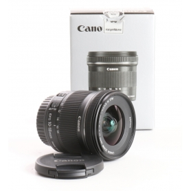 Canon EF-S 4,5-5,6/10-18 IS STM (237681)