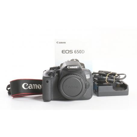 Canon EOS 650D (237683)