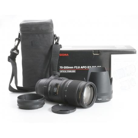 Sigma EX 2,8/70-200 APO DG OS für Sony (237705)