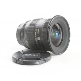 Nikon AF 3,5-4,5/18-35 D (237600)