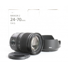 Nikon NIKKOR Z 4,0/24-70 S (237068)