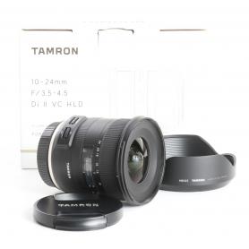 Tamron 3,5-4,5/10-24 HLD DI II VC C/EF (237145)