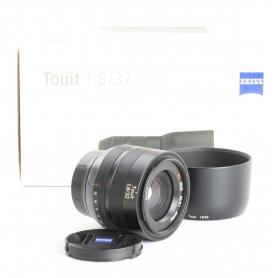 Zeiss Planar Touit 1,8/32 T* Fujifilm X-Mount (237842)
