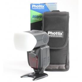 Phottix Mitros TTL Blitzgerät für Canon (237850)