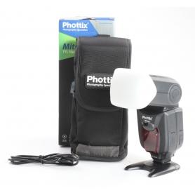 Phottix Mitros TTL Blitzgerät für Canon (237851)