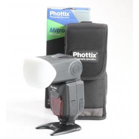 Phottix Mitros TTL Blitzgerät für Nikon (237852)