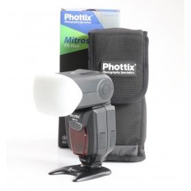 Phottix Mitros TTL Blitzgerät für Nikon (237853)