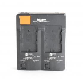 Nikon Ladegerät MH-19 Multi Charger (237899)