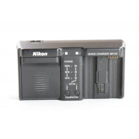 Nikon Ladegerät MH-22 (237905)