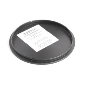 Novoflex Objektiv Deckel 150,4 mm für AF-S Nikon 600/4 D und AF-I 600/4 IF ED aus Metall (237907)