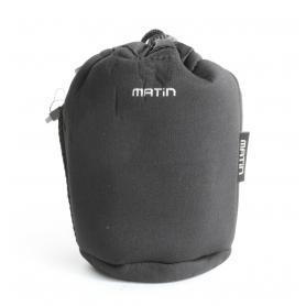 Matin Köcher Tasche Objektivtasche ca. 7x7x14 cm (237784)