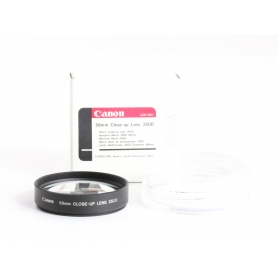Canon 58 mm Close-Up Lens 250 Nahlinse (237925)
