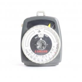 Gossen Sixtino 2 Belichtungsmesser Light Meter (237958)