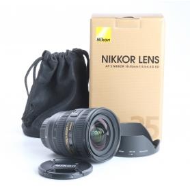 Nikon AF-S 3,5-4,5/18-35 G ED (237986)