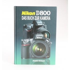 Gotfried Urban Nikon D800 Das Buch zur Kamera Benno Hessler ISBN 9783941761278 / Buch (237992)