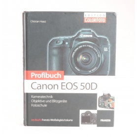 Bildner Profibuch Canon EOS 50D / ISBN 9783772367595 / Buch Christian Haasz (237993)
