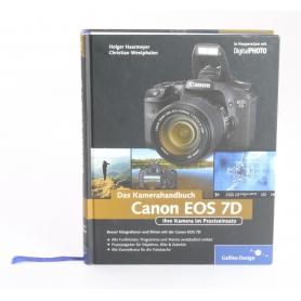 Galileo Design Das Kamerahandbuch Canon EOS 7D / Holger Haarmeyer ISBN 9783836215602 / Buch (238036)