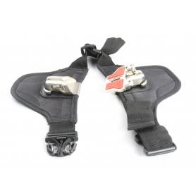 OEM Gurt Trageriemen Kameragurt mit Halterung Waist Belt Strap Mount Holder (238042)