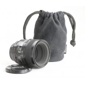 Nikon AF 2,8/60 D Micro (238065)