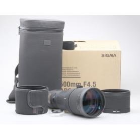 Sigma APO 4,5/500 DG HSM NI/AF D (219229)