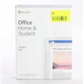 Microsoft Home and Student 2019 Office-Paket 1 Lizenz Vollversion Windows Mac (238198)