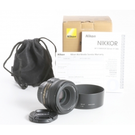 Nikon AF-S 1,8/50 G (238378)