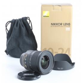 Nikon AF-S 3,5-4,5/10-24 G ED DX (238298)