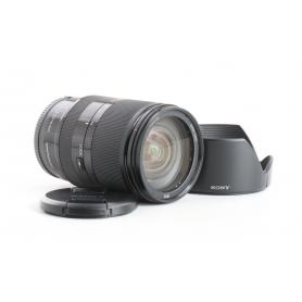 Sony DT 3,5-6,3/18-200 OSS E-Mount Black (238336)