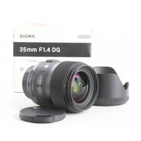 Sigma DG 1,4/35 HSM ART NI/AF D (238340)