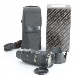 Nikon AF-S 2,8/70-200 G IF ED VR II (238434)