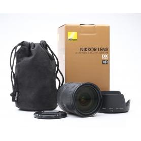 Nikon AF-S 3,5-5,6/18-200 IF ED VR DX II (219284)